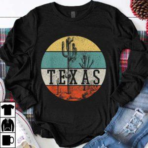 Original Texas Country State Retro Vintage shirt