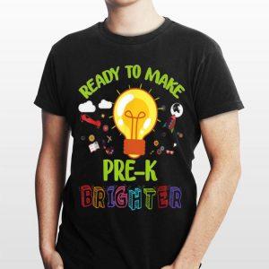 Pre K Squad Team Pre K Teacher Back To School shirt