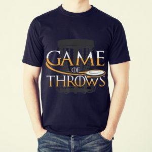 Premium Game Of Throws Frisbee Golf shirt