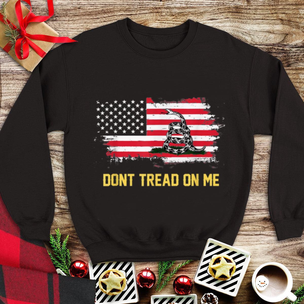 Snake Chris Pratt Don t Tread On Me American Flag tank top 1 - Snake Chris Pratt Don't Tread On Me American Flag tank top