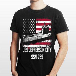 Ssn759 Uss Jefferson City shirt