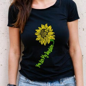 The Best You Are My Sunshine Sunflower shirt