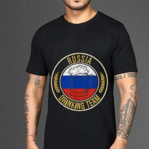 The best trend Beer Russia Drinking Team Casual shirt