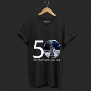 Wonderful Moon Landing 50th Anniversary Nasa Astronaut 1969-2019 shirt