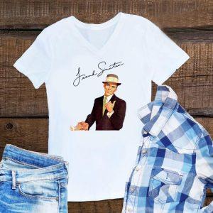 Awesome Frank Sinatra Signature shirt