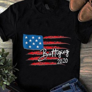 Awesome Trend Pete Buttigieg 2020 President American Flag shirt