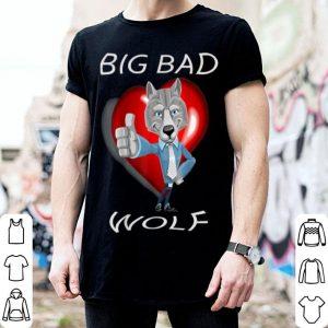 Beautiful Big Bad Wolf Paw Halloween Costume shirt