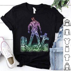 Beautiful Zen Scary Dead Walking Zombie Graveyard Halloween T-shirt shirt