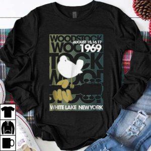 Funny Woodstock August 1969 White Lake New York shirt