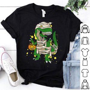 Hot Halloween Pumpkin Dinosaur Gift For Kids Boys Girls shirt