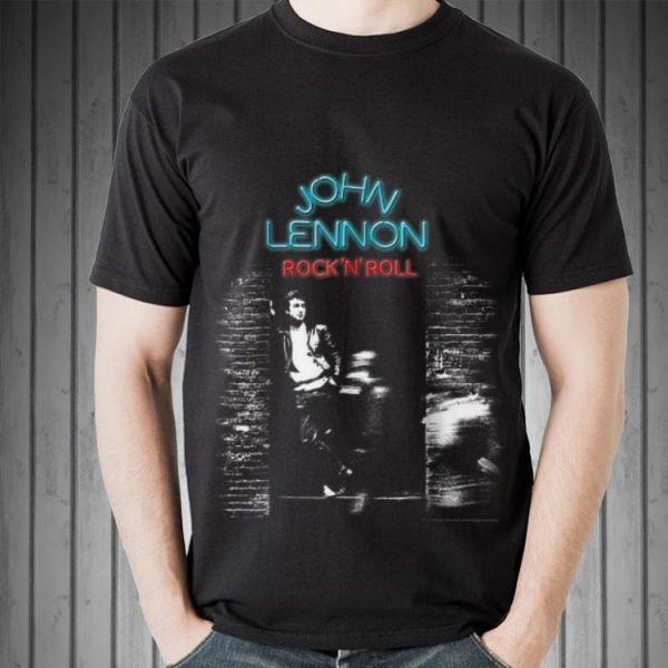 John Lennon Rock N Roll sweater