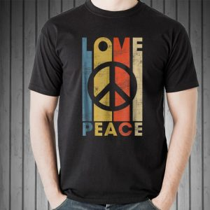 Love Peace Freedom Vintage sweater
