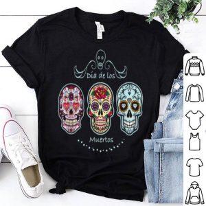 Original Dia De Los Muertos Day Of The Dead Halloween Party shirt