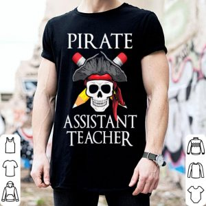 Premium Assistant Teacher Halloween Party Costume Gift shirt