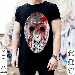 Top Friday 13th Jason Bloody Mask Halloween shirt