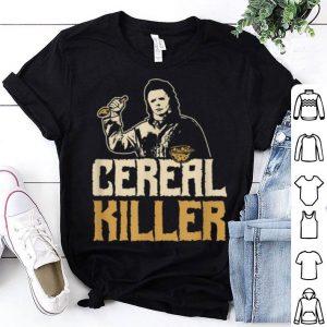 Top Halloween Cereal Killer Horror Serial Killer Movie shirt