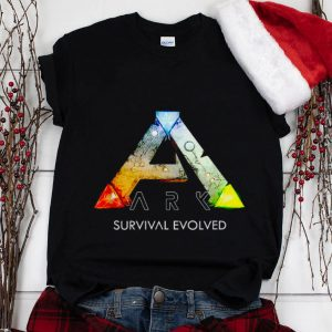 Wonder Ark Survial Evolved Logo shirt