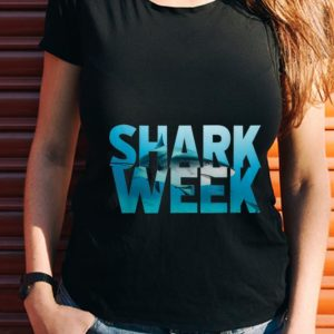 Wonder Shark Week Aquatic shirt