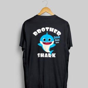 Awesome Brother Shark Doo Doo Doo shirt