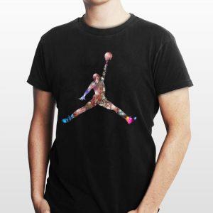 Awesome Jordan Goat Legend shirt