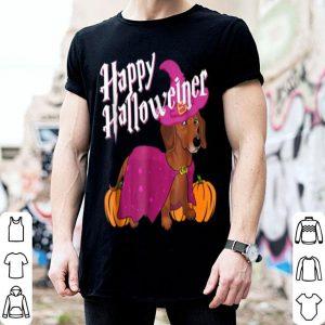 Beautiful Happy Halloweenie Dachshund Halloween Magical Gift shirt