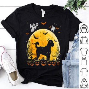 Labradoodle Lover Halloween Dog Lovers Gift shirt