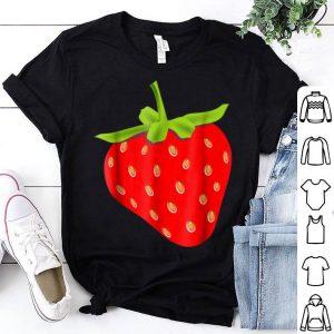 Nice Strawberry Halloween Costume Fruit Salad Men Women shirt