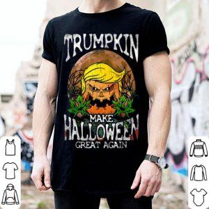 Premium Trumpkin Make Halloween Great Again Trump shirt