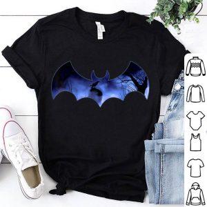 Original Halloween Bat Trick or Treat Costume Graveyard Raven shirt