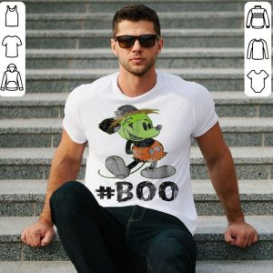 Awesome Disney Mickey Mouse Halloween Boo shirt