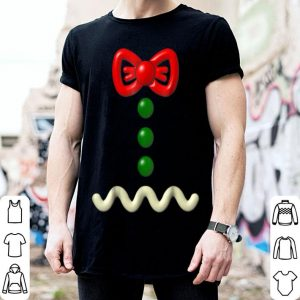 Awesome Funny Gingerbread Man Costume Halloween Gift shirt