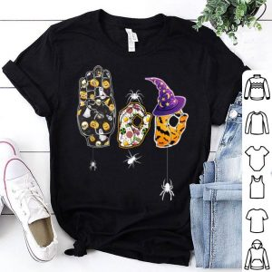 Beautiful Boo Halloween ASL American Sign Language Costume Gift shirt