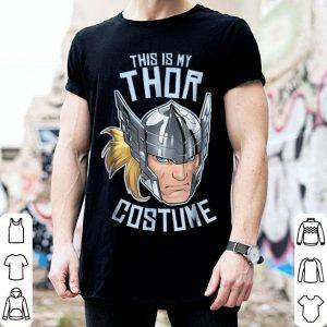 Beautiful Marvel Avengers Thor Halloween Costume Graphic shirt