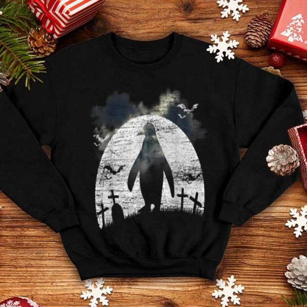 Funny Halloween Penguin shirt