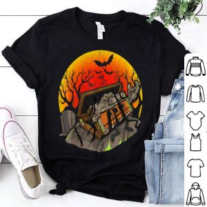 Premium Retro Vintage creepy Zombie 80 90 Music Cassette Halloween shirt