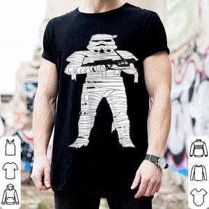 Premium Star Wars Stormtrooper Mummy Wraps Halloween shirt