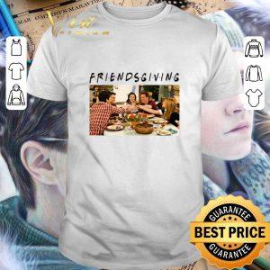 Pretty Friendsgiving Friends Thanksgiving shirt