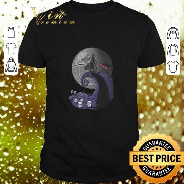 Funny Darth Vader Death Star shirt
