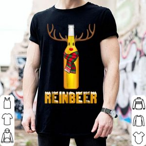Official Reinbeer Funny Christmas Gift for Beer Lovers shirt