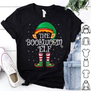 Official The Bookworm Elf Family Matching Group Christmas sweater