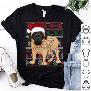 Premium English Mastiff Ugly Sweater Christmas Gift shirt