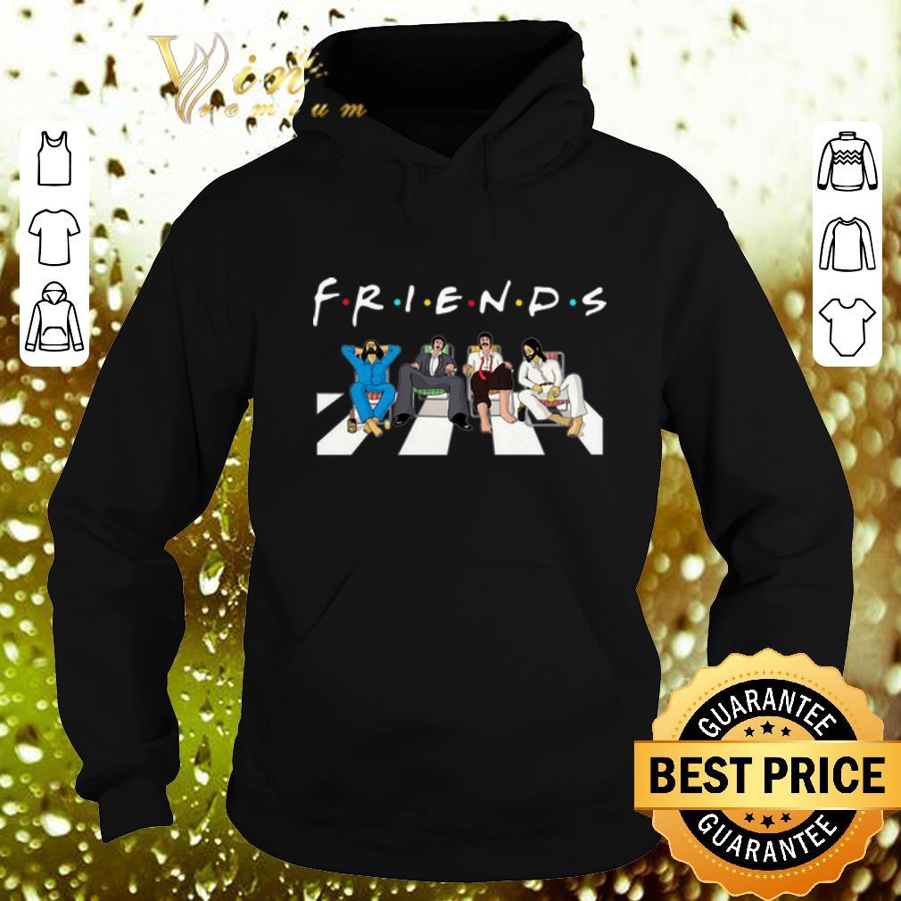 Premium Friends The Beatles Abbey Road shirt 4 - Premium Friends The Beatles Abbey Road shirt