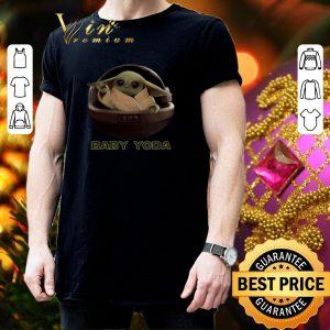 Premium Star Wars Baby Yoda shirt 2