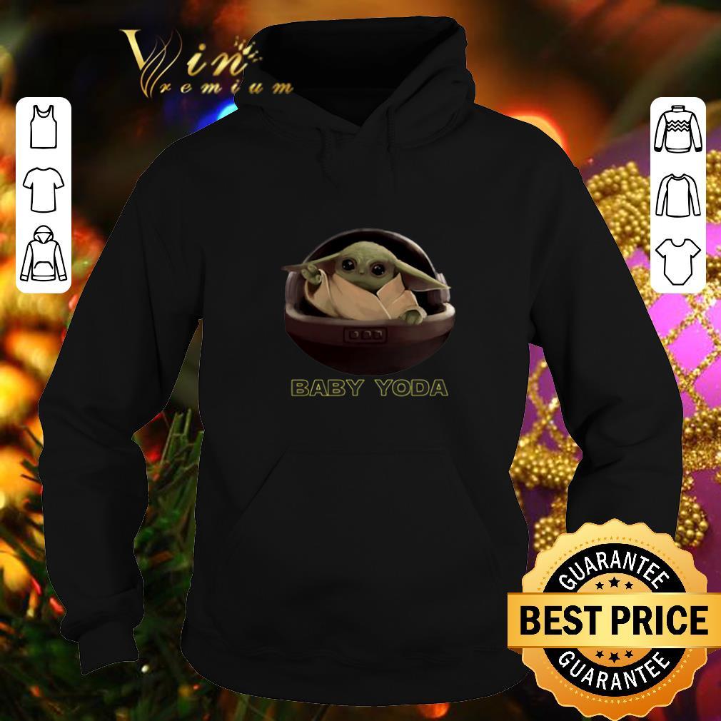 Premium Star Wars Baby Yoda shirt 4 - Premium Star Wars Baby Yoda shirt