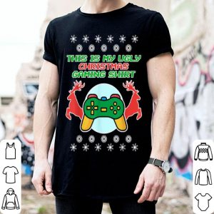 Pretty Ugly Christmas Gamer This is my ugly Christmas Gaming sweater