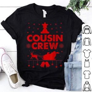 Beautiful Cousin Star Santa Gift Family Matching Christmas Ugly sweater