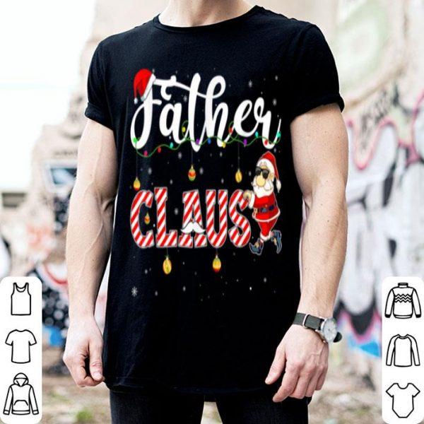 Beautiful Cute Christmas Father Santa Hat Gift Matching Family Xmas sweater