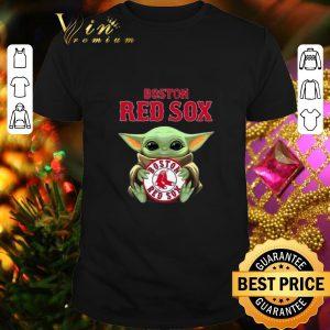 Cheap Baby Yoda Hug Boston Red Sox Star Wars shirt