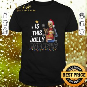 Funny Fat Thor is this Jolly enough Christmas shirt