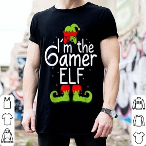 Gamer Elf Family Matching Christmas Gaming Elf Costume Gift sweater